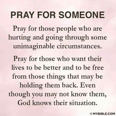 Let's pray for each other, fellow pinners!