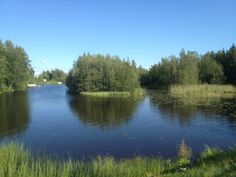 Larsmo Finland, River, Places, Outdoor, Outdoors, Outdoor Games, The Great Outdoors, Rivers, Lugares