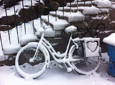 Neve a Stoccolma #insvezia #stoccolma