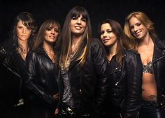 The Iron Maidens — world's only all-female tribute to Iron Maiden