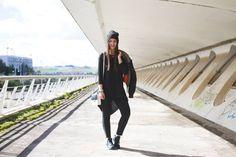 Maray, blogger de Alas de Angel · Blog de Moda, calza las deportivas 40830 de Carolina Boix