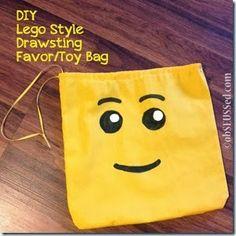 Lego Duplo HP obSEUSSed drawstring bag