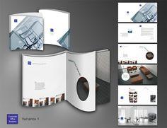brochure layout by heranush.deviantart.com on @deviantART