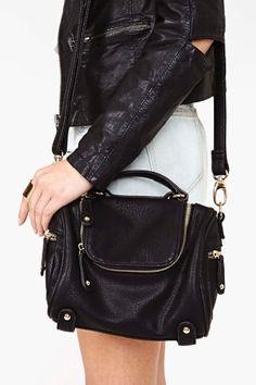 Basic Instinct Bag - Black | $60