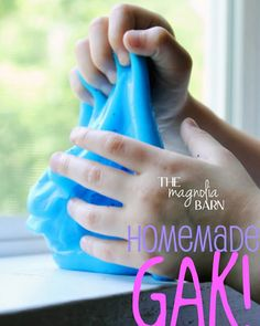 Kid science projects to do at home