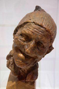 Medardo Rosso • Il vecchio (Sciur Faust), 1883