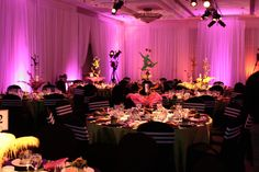 Arbutus Ballroom - drapped in white Dance Themes, Prom Themes, Star Awards, Awards 2017, Bat Mitzvah Party, Prom 2015, Father Daughter Dance, Circus Party, Kids Events