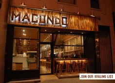 Macondo - Deal: Roughly $25 for two-hour unlimited mimosas and an entree.