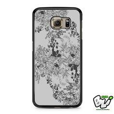 Flower Samsung Galaxy S6 Case