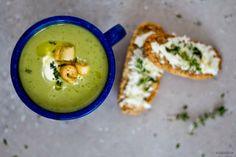 Clavel's Cook: Creme de ervilhas e um fim-de-semana atribulado I Foods, Hummus, Eggs, Cooking, Breakfast, Ethnic Recipes, Creamed Peas, Vegetarian Recipes, Ethnic Food