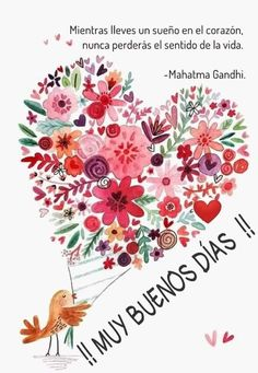 Spanish Greetings, Quotes En Espanol, Good Morning Messages, Morning Greeting, Spanish Quotes, Margarita, Qoutes, Greeting Cards, Inspirational Quotes