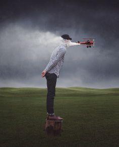 Logan Zillmer - photographe/plasticien
