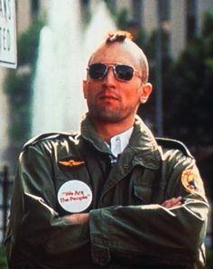 Travis Bickle - Former Vet + Vigilante