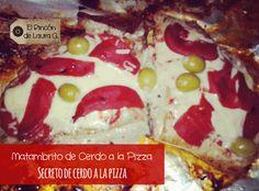 El Rincón de Laura G.: Matambrito a la Pizza • Secreto a la Pizza