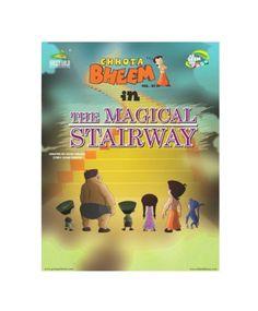 Chotta Bheem Comic Vol.87 – The Magical Stairway #ohnineone