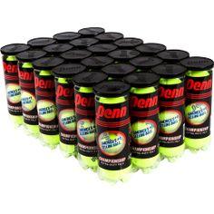 Balls 20870: Penn Championship Extra Duty Tennis Ball 12 Cans (36 ...