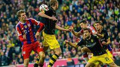 Nhận định Dortmund vs Bayern Munich