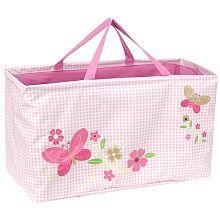 "Little Boutique Crunch Tote - Butterfly - English Edition - Little Boutique - Babies""R""Us"