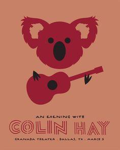 Colin Hay - 3/3/11 (by Brian Cvejanovich)