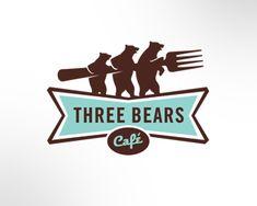 Three Bears Cafe #logo