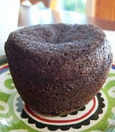 Try This Great Gluten-Free Devil's Food Flax Microwave Muffin Recipe