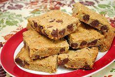 Levain's Copycat Chocolate Chip Cookie Bars