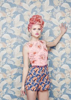 Photography/Styling: JUCOphoto Model: Jessica @ Wilhelmina Hair by Irene @ Hairroin Salon Makeup: Dina Gregg