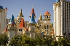Excalibur Hotel in Las Vegas.