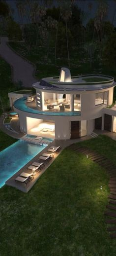 Modern Luxury and Beautiful Home. For more ideas and inspirations for luxury homes visit: www.bocadolobo.com