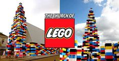 #mintume #lego #church