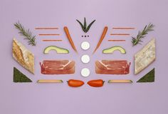 Deconstructed Food Styling - Love Swah