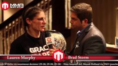 Invicta FC 7 Post Fight Interview With Lauren Murphy