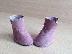 Мастер класс обувь для интерьерной куклы
