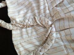 Brand new dress detail shot!
