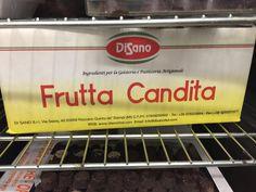 Frutta candita