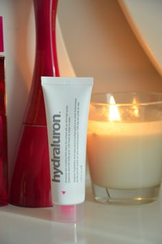 Hydraluron-it's like 8 glasses of water for your face! Packed with concentrated hyaluronic acids