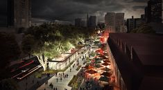 The Goods Line to be completed in Pyrmont, Sydney in 2014 - Sydney's own High Line