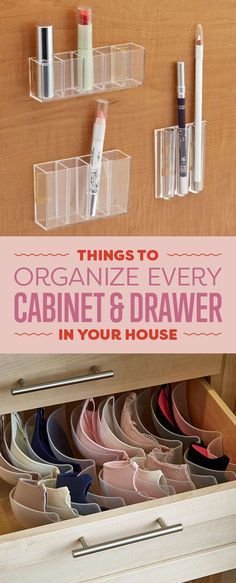 7 Dollar Store Organizing Ideas Every Girl Would Love | Pinterest ...