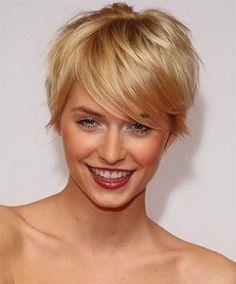 52.Pixie Haircut