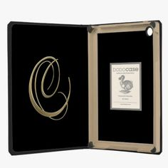 Love it! This Golden initial C monogram iPad Mini Retina Cases is completely customizable and ready to be personalized or purchased as is. It's a perfect gift for you or your friends.