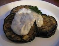 Turkish Style Grilled Eggplant - Recipe for Lemon Grilled Eggplant - Easy Barbequing