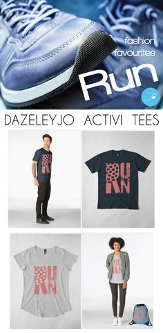 10a3f6a3c91f7 Fashion favourites: Dazeleyjo Activi Tees. For those with a passion for  running - nab. '