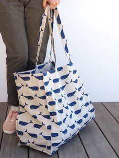 mon sac de plage la maille en vert pinterest sac de plage plage et tuto. Black Bedroom Furniture Sets. Home Design Ideas