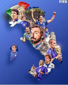 Italy National Football Team, Fifa Football, International Football, European Football, Squad, Sporty, Baseball Cards, Movie Posters, Fictional Characters