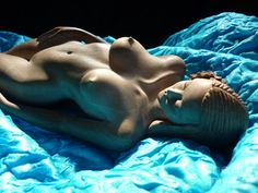 Pure Seduction Sculpture by Carlos Baez Barrueto