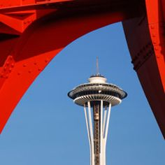 The Space Needle, Seattle