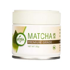 Premium Matcha Green Tea Tin (30g). The best of the best! Recommended by special occasions or luxurious everyday moments.
