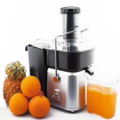 Eware 700-watt Juicer  @Overstock - This powerful 700-watt juicer makes eating healthily both fun and tasty. This easy-to-clean, dishwasher-safe stainless-steel appliance by Eware has two settings, making it quick and easy to juice your favorite fruits, vegetables, and leafy greens.http://www.overstock.com/Home-Garden/Eware-700-watt-Juicer/6169734/product.html?CID=214117 $68.99
