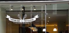 La République Pâtissière-  57 Rue de Saintonge, 75003 Paris Mardi à samedi de 11h à 20h, dimanche de 11h à 15hLA république patissière   Les Tasters