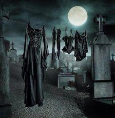 Goth Laundry